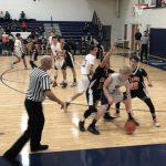 Boys Freshman Basketball beats West Geauga Local Schools in Double OT