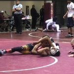 Orange Lions Wrestling Team finishes 2nd place out of 10 teams at Maroon and White Duals