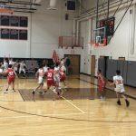 Boys Freshman Basketball takes down Hawken Upper School 71 – 31