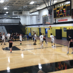 Boys Freshman Basketball beats Beachwood 60 – 33