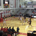 Boys Varsity Basketball falls to Perry Local Schools 72 – 57