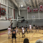 Boys Freshman Basketball beats Perry Local Schools 50 – 36