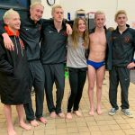 Orange Will Be Strongly Represented at the D2 State Swim/Dive Meet