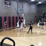 Boys Freshman Basketball relies on defense in win against University School-Hunting Valley