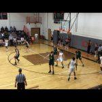 Boys Varsity Basketball falls to Western Reserve Academy 60 – 57