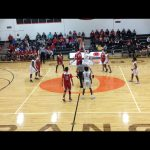 Boys Varsity Basketball falls to Perry Local Schools 52 – 50