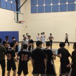 Boys Freshman Basketball ekes out victory versus Kenston