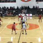 Boys Varsity Basketball beats Cornerstone Christian Academy 74 – 65
