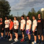 Boys Varsity Tennis Take 3rd in CVC Tournament