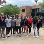 Lions Head to the D2 State Track Meet