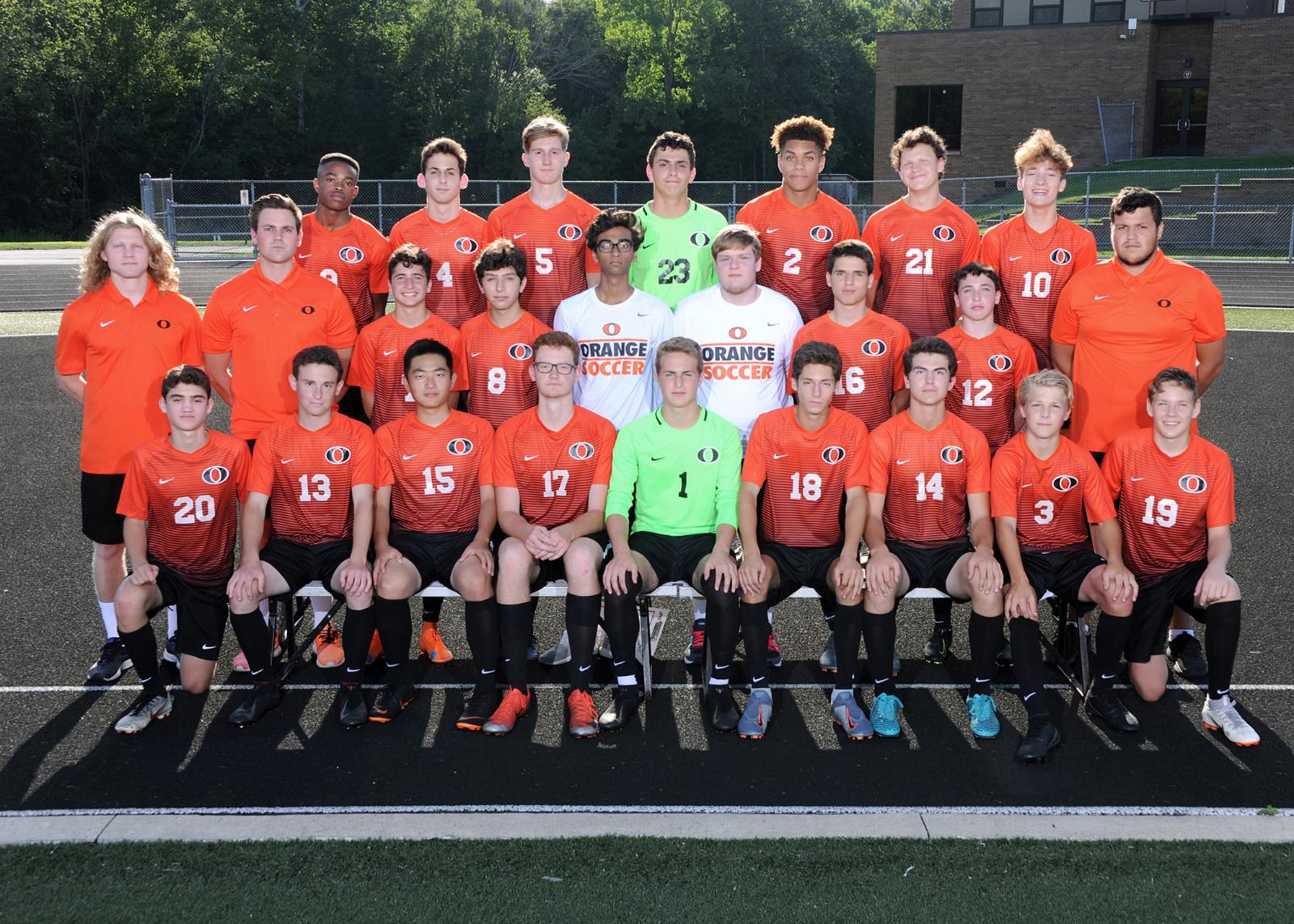 Boys Varsity Soccer beats Hawken Upper School 1 – 0; Win CVC Title