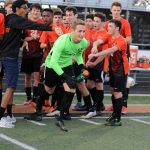 Boys Soccer Cleans Up for CVC, District Awards