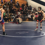 Orange Lions Wrestling Team places two wrestlers in the top 6