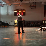 Varsity Wrestling beats Theodore Roosevelt 56 – 22