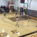 Boys Junior Varsity Basketball beats Geneva Middle/Senior 74 – 60