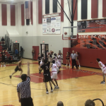 Boys Junior Varsity Basketball beats Painesville Harvey Heritage Schools 76 – 57