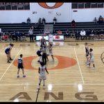 Boys Varsity Basketball beats Andrews Osborne Academy 75 – 72