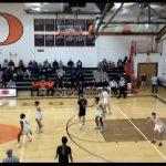 Boys Varsity Basketball beats University School-Hunting Valley 65 – 64