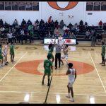 Boys Varsity Basketball beats Bedford 66 – 60
