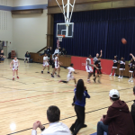 Boys Junior Varsity Basketball beats Cornerstone Christian Academy 62 – 30