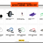 Orange Partners with BSN to Offer Fitness Equipment at Home