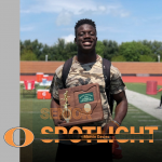 Senior Spring Student-Athlete Spotlight:Marvin Davies