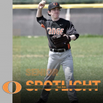 Senior Spring Student-Athlete Spotlight: IIan Gen