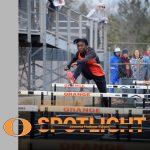 Senior Spring Student-Athlete Spotlight : Jesseca Hudson-Turpin