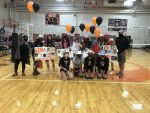 Fun senior night despite falling short to chagrin!