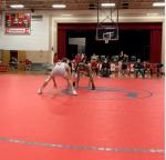 Varsity Wrestling Team comes up short against Crestwood 48-30 in dual meet