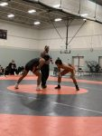 Varsity Wrestling finishes 1-2 at Audrey Genovese Duals