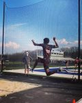 Boys Varsity Track & Field finishes 1st place at Gilmour Academy