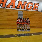 Lady Warrior Volleyball