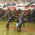 North Cobb High School Girls Varsity Basketball beat Kell High School 57-51