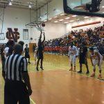 North Cobb High School Boys Varsity Basketball falls to Kell High School 42-50