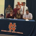 NCHS Signing Day