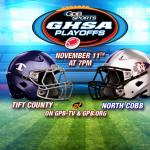 State Playoffs: North Cobb vs Tift