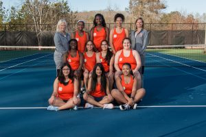 2018 JV Girls Tennis