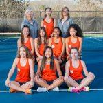 2018 Girls Varsity Tennis