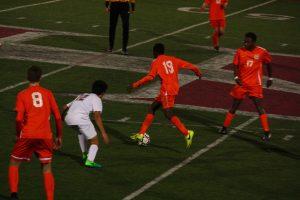 Boys Varsity Soccer: NCHS v Hillgrove