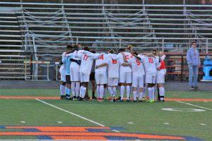 Boys Varsity Soccer: NCHS v Marietta HS