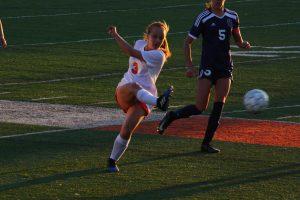 Girls Varsity Soccer: NCHS v Marietta HS