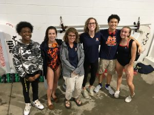 North Cobb Swimming: Sprayberry Invitational