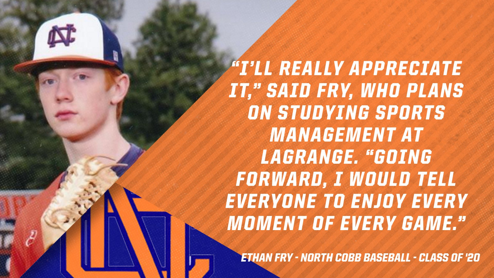 Senior Night Article – Ethan Fry