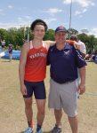 Jackson Kutsche to Pole Vault at GHSA Track & Field State Championships
