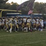 Paint Branch High School Varsity Football beat Springbrook High School 40-12