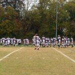 Paint Branch High School Junior Varsity Football beat Sherwood High School 6-0