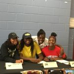 Girls Basketball Early Signing
