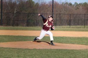 JV Baseball Game v Springbrook– 3/21/16