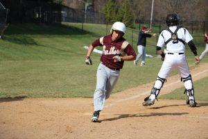 JV Baseball Game 3/23/16